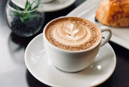 Bed and breakfast coffee